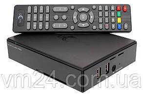 Супутниковий HD ресивер U2C Denys H. 265 PRO прошитий IP Хіт Продажів !!У Full HD В подарунок кабель HDMI