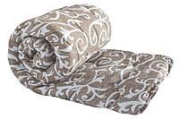 Зимнее теплое гипоаллергенное одеяло наполнитель Airfiber евро, фото 1