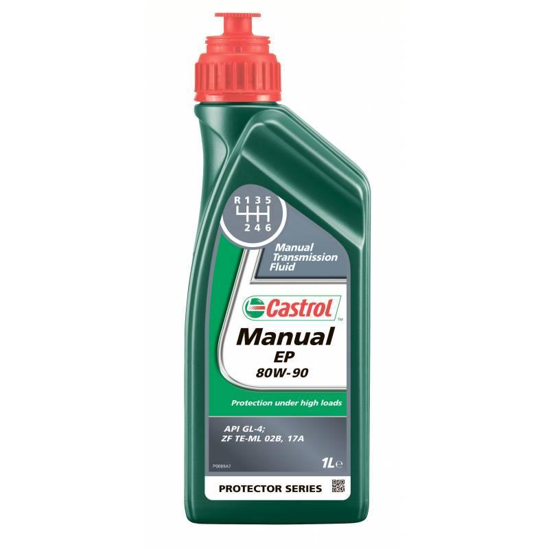 Castrol Manual EP 80W-90 1л