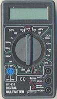 Мультиметр универсальный TS 832 (2 сорт)
