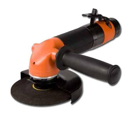 Пневматическая угловая шлифовальная машина SUNTECH SM-5D-6410S/M14, фото 2