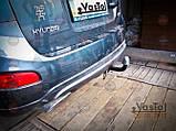 Фаркоп Hyundai SantaFe (прицепное Хундай Санта Фе), фото 2
