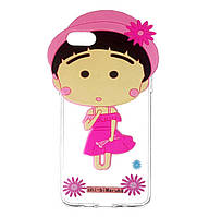 Чехол-накладка Chibi Maruko на IPhone 6 / 6s