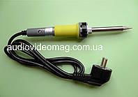 Паяльник ZD-200N, 220В, 50 Ватт, керамический нагреватель, евровилка, фото 1