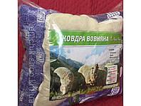 Одеяло овечья шерсть,открытый мех (двоспальное Евро размер 200х220см)
