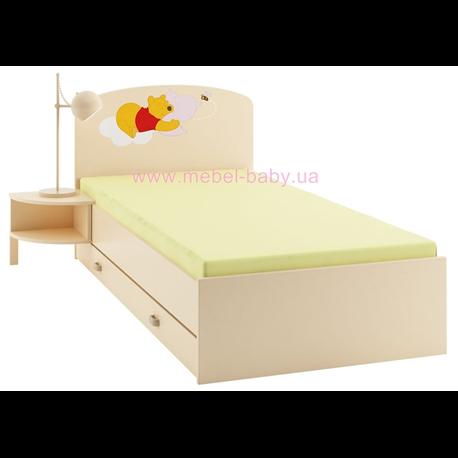 173 Кровать 190х90 Meblik Винни и друзья  продажа bc0bca89e4982