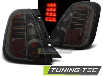 Стопы фонари тюнинг оптика Fiat 500