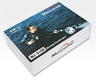 Фонарь подводный , для дайвинга MAJICSHINE MJ-810 с фильтрами