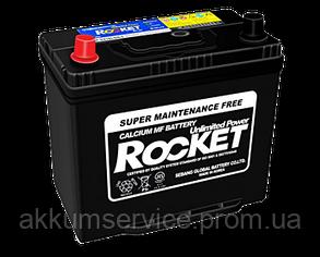 Аккумулятор автомобильный Rocket Asia 55AH R+ 430А