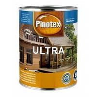 Деревозащитное средство Pinotex Ultra  Lasur 1л (Пинотекс Ультра Лазурь)