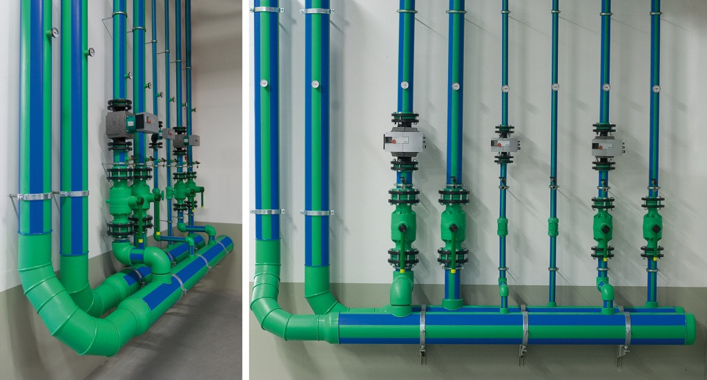 Трубы Aquatherm blue pipe купить