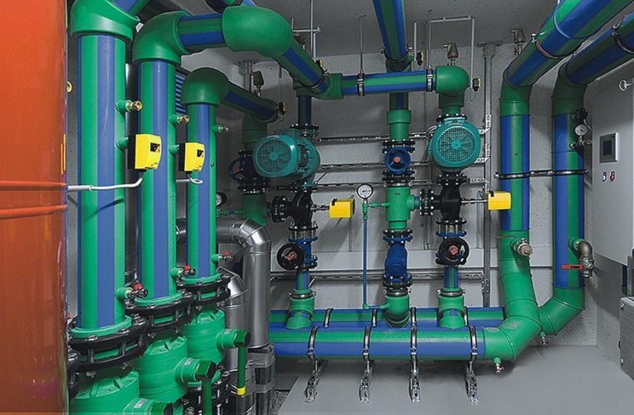купить трубы aquatherm blue pipe
