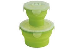 Контейнеры складные для продуктов 2 шт. Outwell Collaps food box SET (650198)