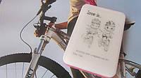 """Вело-мыло """"Love is"""" - оригинальный подарок для велосипедиста, фото 1"""