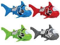 Интерактивная рыбка RoboFish/NanoFish Роборыбка Акула: 4 вида