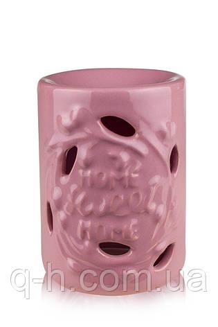 Аромалампа керамическая для эфирных масел и кубиков 11 см в стиле Прованс (2413-11), фото 2