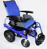 Инвалидная коляска с электроприводом (Электроколяска) «Rocket», фото 1