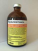 Мультивитамин 100 мл Альфасан (Нидерланды) комплексный ветеринарный витаминный препарат
