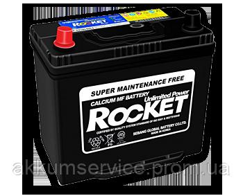 Аккумулятор автомобильный Rocket Asia 65AH R+ 580А