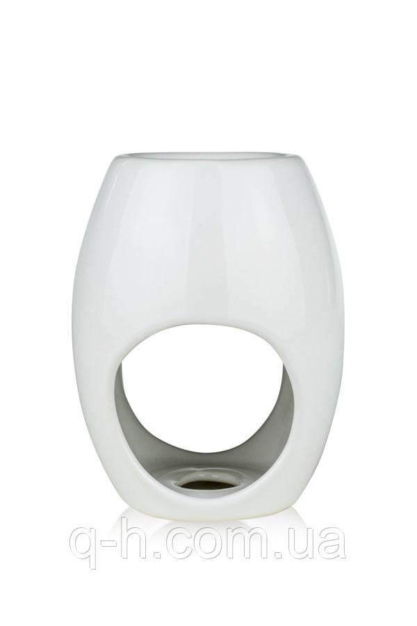 Аромалампа из керамики для аромамасел и кубиков 12 см (2302-12)