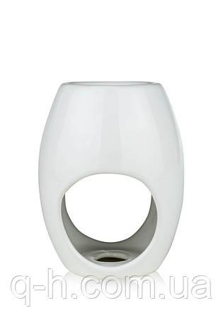 Аромалампа из керамики для аромамасел и кубиков 12 см (2302-12), фото 2