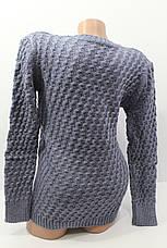 Женские вязаные свитера оптом и в розницу T-NE 1001, фото 3