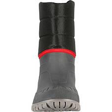 Мужские теплые и водонепроницаемые сапоги для зимнего трекинга SH100 QUECHUA, фото 2