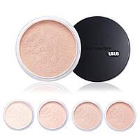 Рассыпчатая пудра для лица Ubub Makeup Setting Powder Face № 2, фото 1
