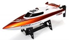Катер на р/у Fei Lun - FT009 High Speed Boat, 2.4GHz, оранжевый
