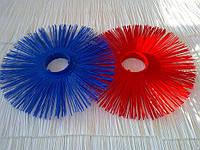Щетка дисковая пропиленовая 130 х 550 мм