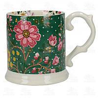 Katie Alice Кружка для чая Eastern Flora зеленый 480мл KA5227123