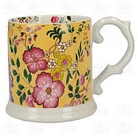 Katie Alice Кружка для чая Eastern Flora желтая 480мл KA5227121