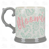 Katie Alice Кружка для чая Blooming Fancy Slogan 480мл KA5227131