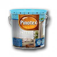 Лессирующее средство Pinotex Interior 3л (Пинотекс Интериор), фото 1