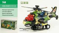 Вертолет 768 батар.,свет., звук., в коробке 21*8*11см