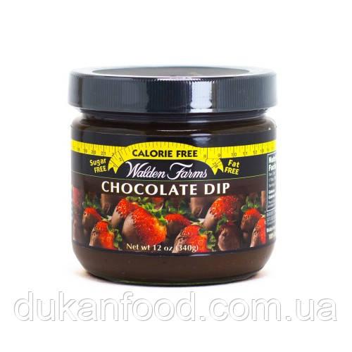Walden Farms Шоколадная паста \ Chocolate Dip 0 ккал