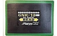 Пластырь радиальный GNR-18 (75х100 мм) MARUNI