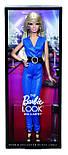Лялька Барбі в блакитному комбінезоні Висока мода - The Look: Blue Jumpsuit Barbie, фото 3