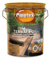 Масло для террасы Pinotex Terrace Oil 3л (Пинотекс Терас Оил)