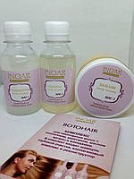 Востановление волос Ботокс Иноар Ботохеир Inoar BotoHair комплекс для омоложения волос 100мл