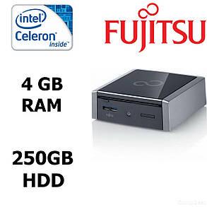 Fujitsu Simens Q900 USFF / Intel® Celeron® B800 (2 ядра по 1.5 GHz) / 4GB DDR3 / 250GB HDD / PCI 2.0, фото 2
