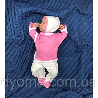 Ясельный набор Малыш (розовый), фото 2