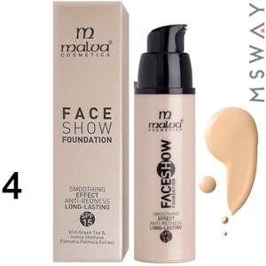 Malva -Тональный крем PM-4503 Fase Show SPF15 Тон 4 sand vanilla 30ml