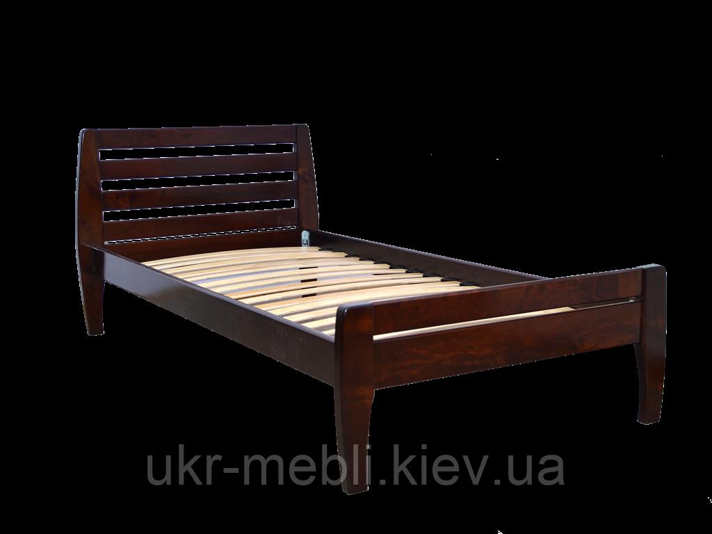 Кровать деревянная односпальная Виктория, Орион