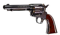 Пневматический револьвер Colt Single Action Army 45 Black