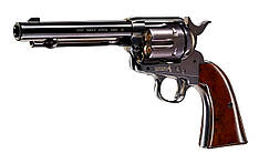 Пневматический револьвер Colt Single Action Army 45 Black
