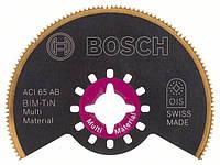 Сегментоване пиляльне полотно ACI 65 AB Multi Material BOSCH