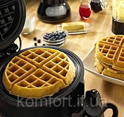 Вафельница Sonifer SF-6014 бельгийские вафли, фото 3