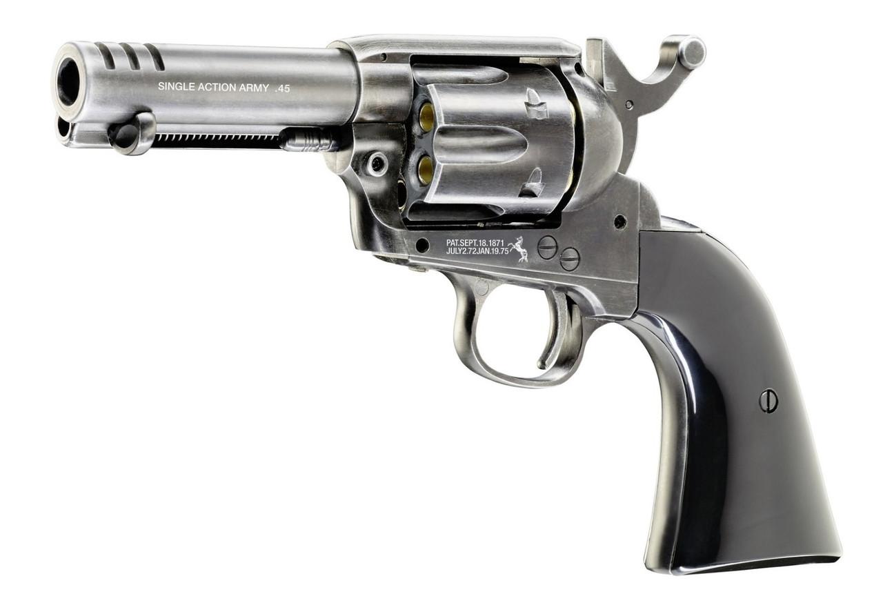 Пневматичний револьвер kwc Colt Single Action Army 45 Custom Shop Edition