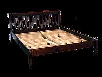Кровать двуспальная Престиж 160, ясень, Орион
